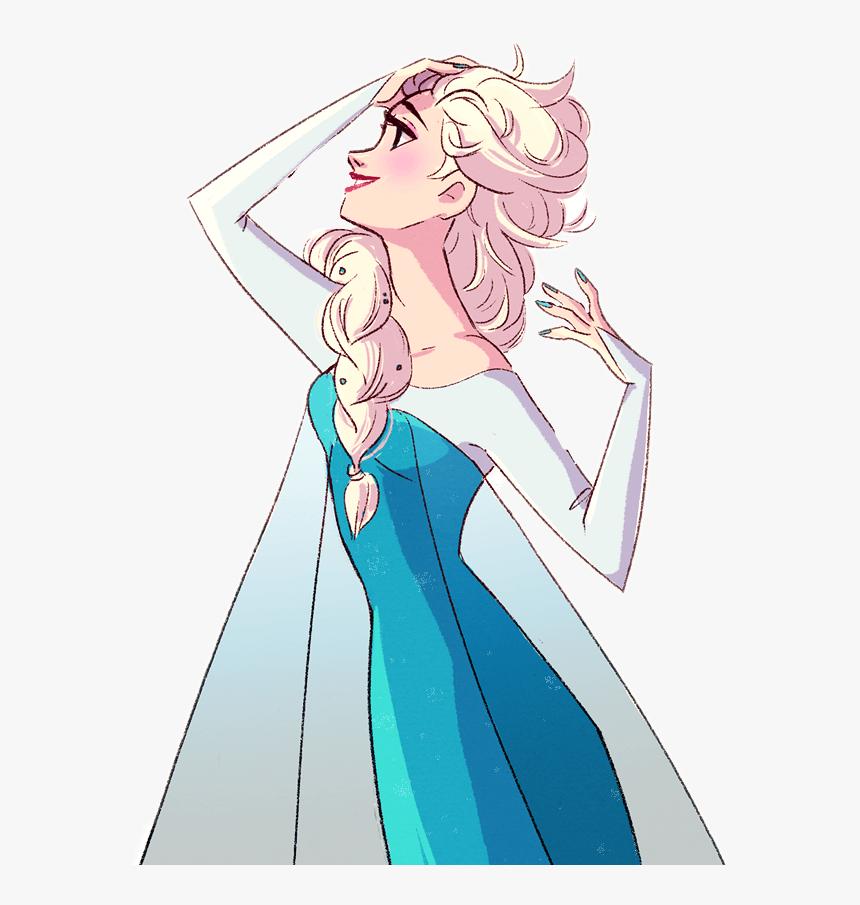 Frozen Elsa clipart png image
