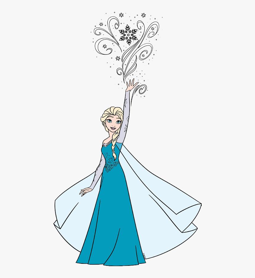 Frozen Elsa clipart png