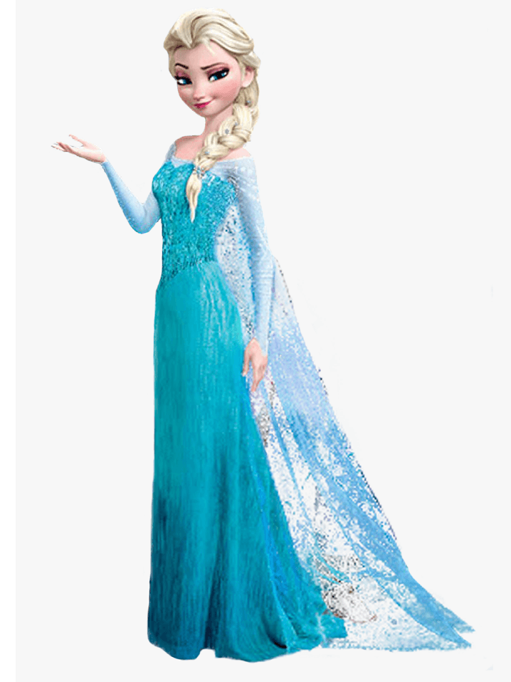 Frozen Elsa clipart