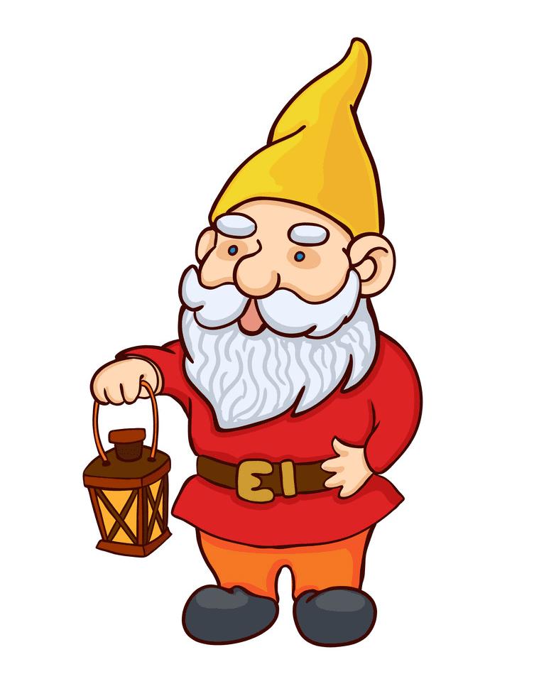 Garden Gnome clipart images