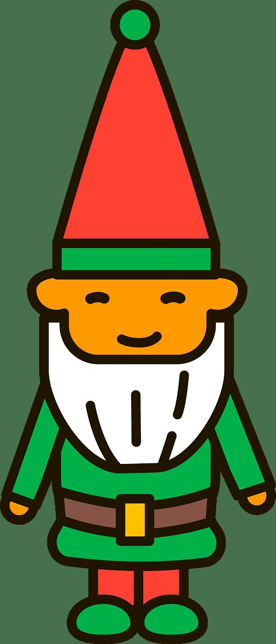 Garden Gnome clipart transparent 2