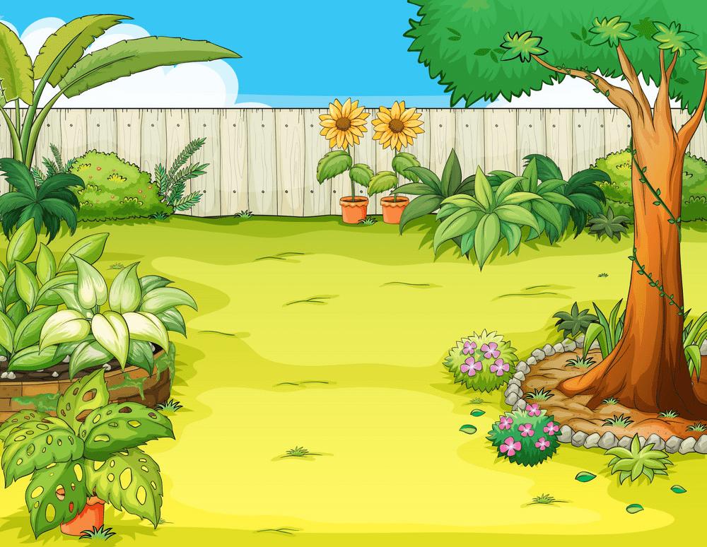 Garden clipart 1