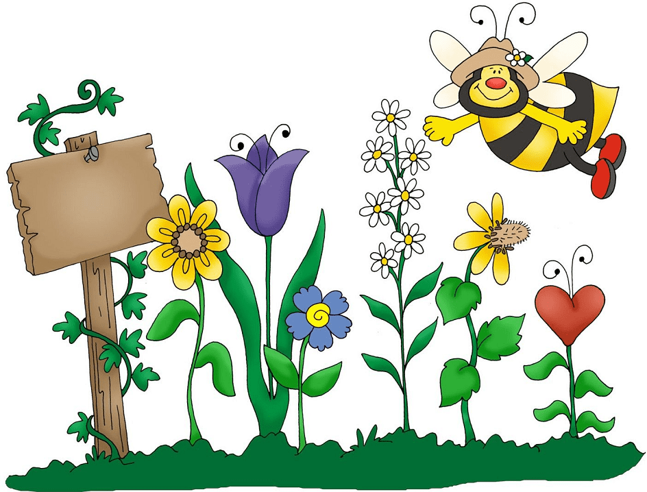Garden clipart free image