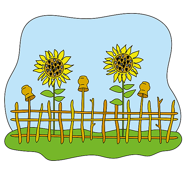 Garden clipart free images