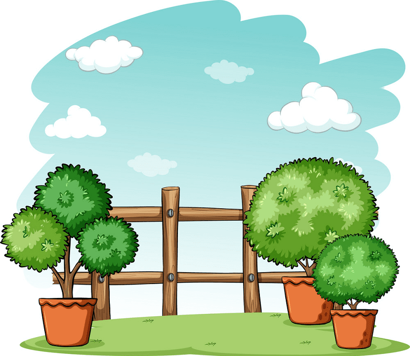 Garden clipart png