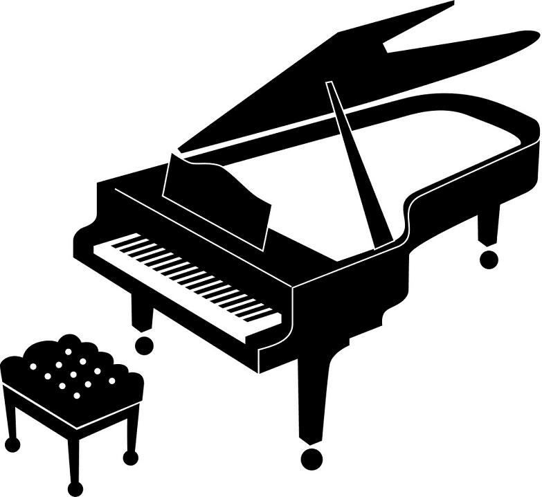 Grand Piano clipart picture