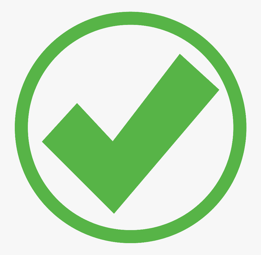 Green Check Mark clipart 6