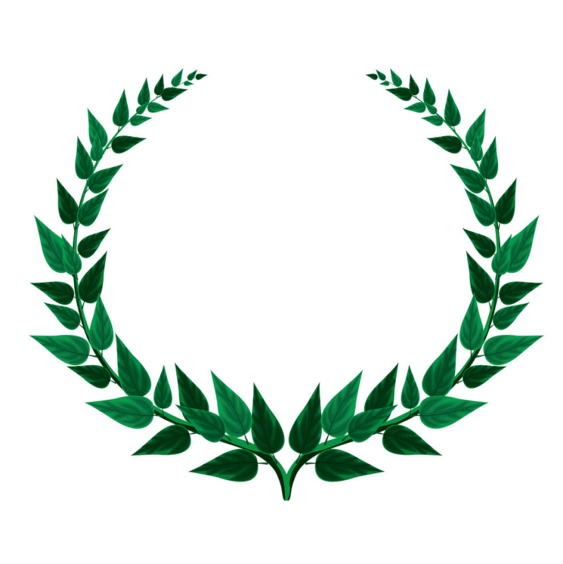 Greenery Wreath clipart png images