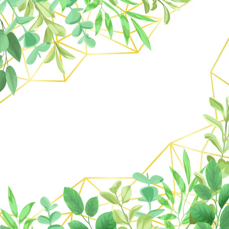 Greenery clipart 6