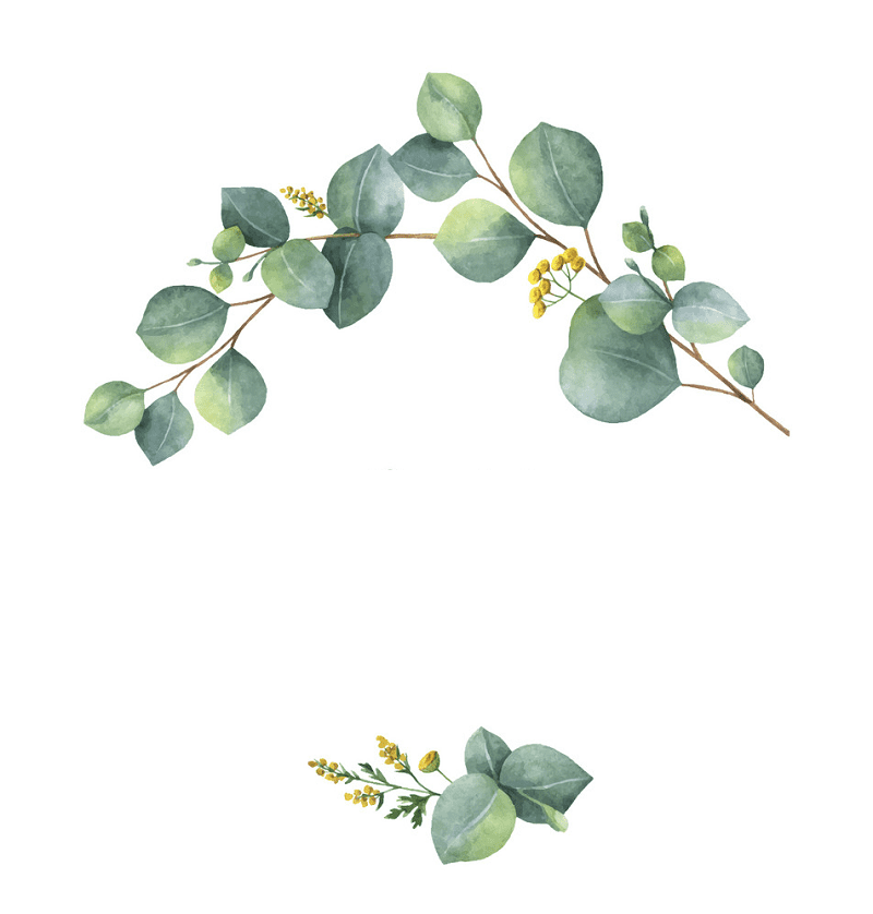 Greenery clipart free image