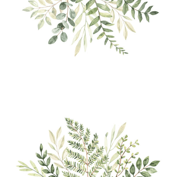 Greenery clipart png free