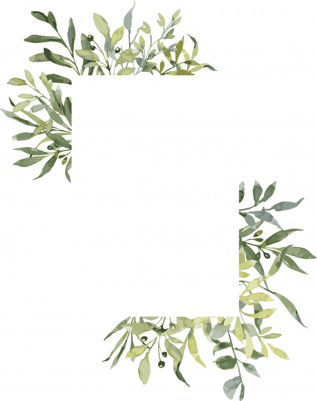Greenery clipart png