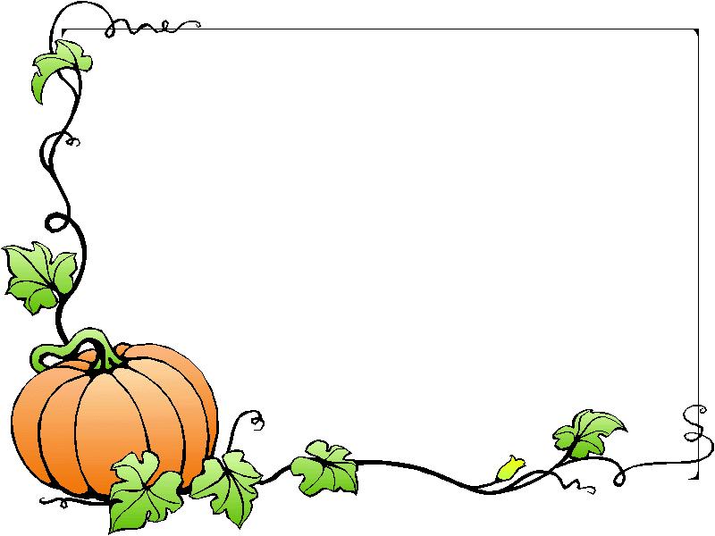 Halloween Border clipart 1