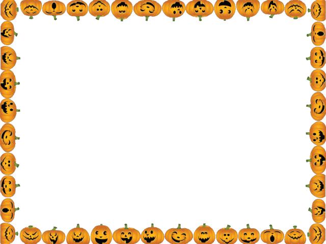 Halloween Border clipart free 11