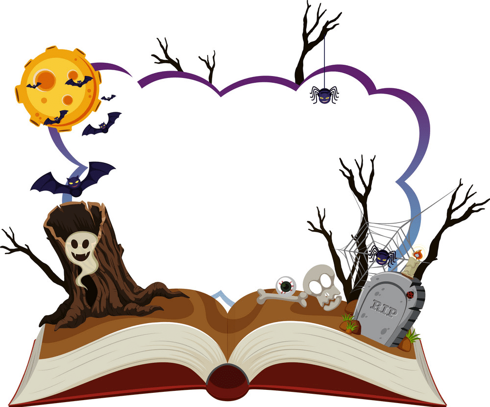 Halloween Border clipart png image