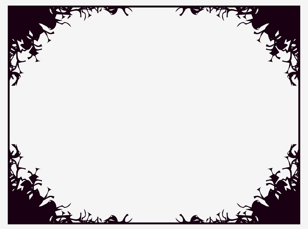 Halloween Border clipart png images