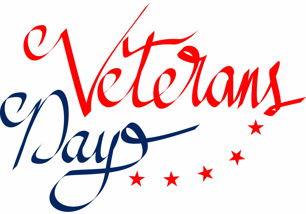 Happy Veterans Day clipart 4