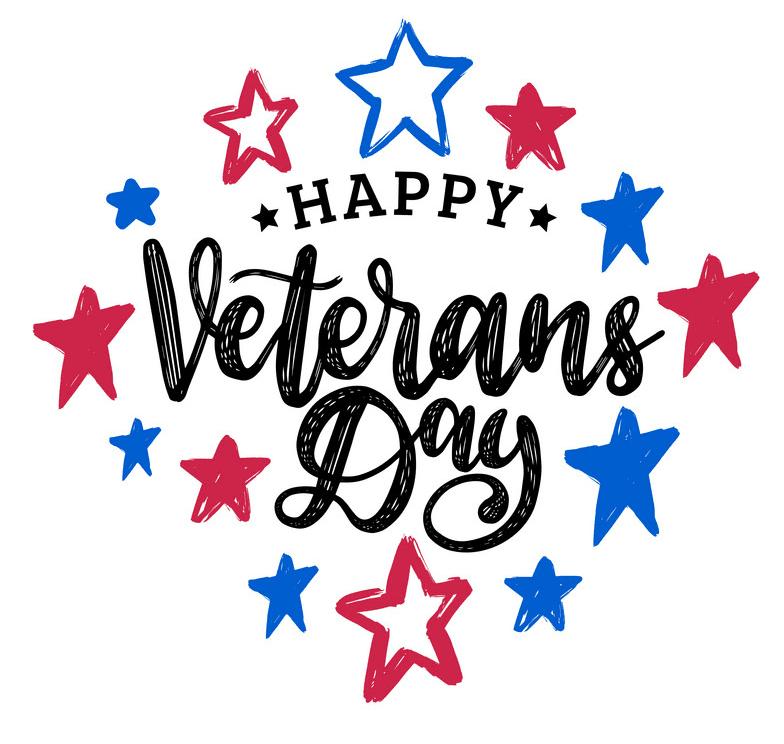 Happy Veterans Day clipart 6