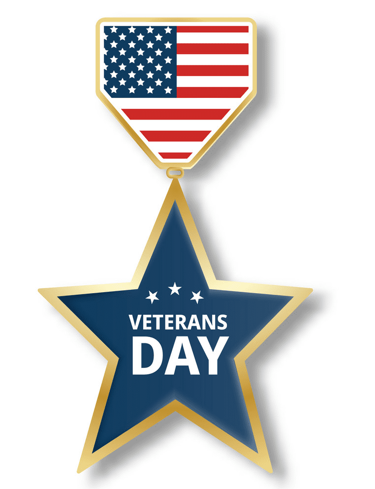 Happy Veterans Day clipart 7