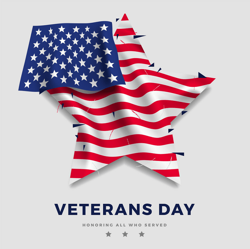 Happy Veterans Day clipart png images