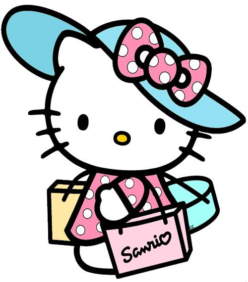 Hello Kitty clipart 10
