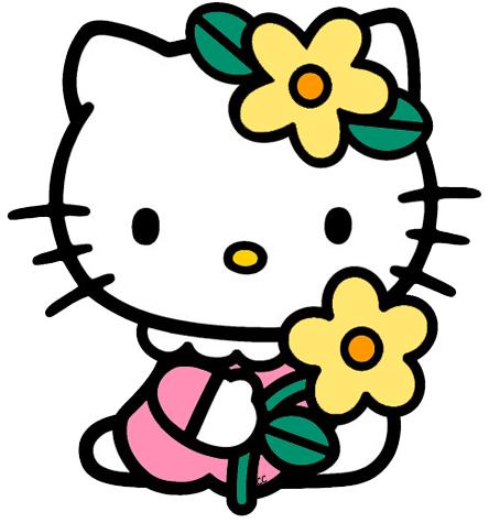 Hello Kitty clipart 11