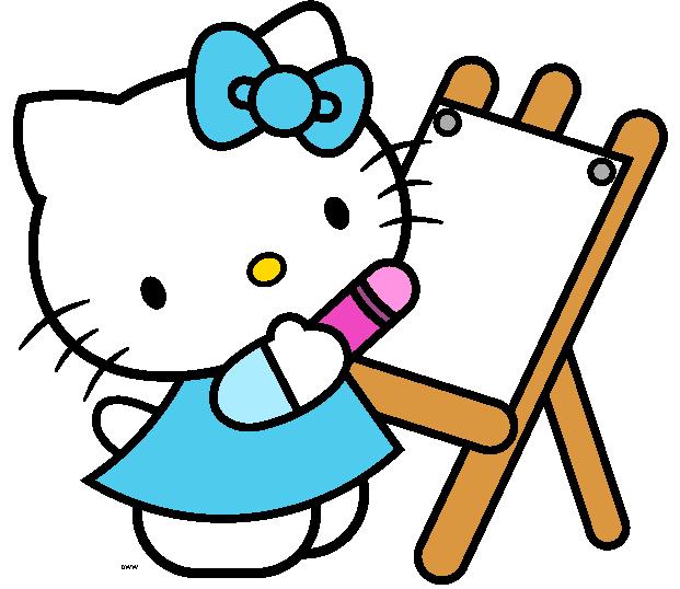 Hello Kitty clipart 3