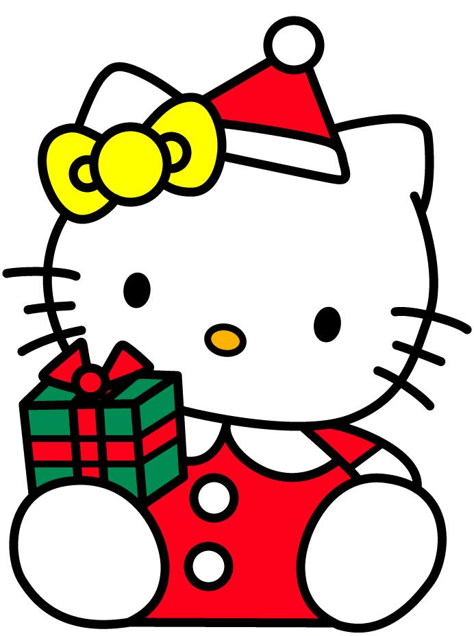 Hello Kitty clipart 6