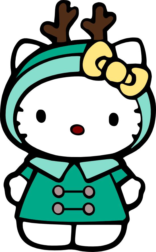 Hello Kitty clipart 7