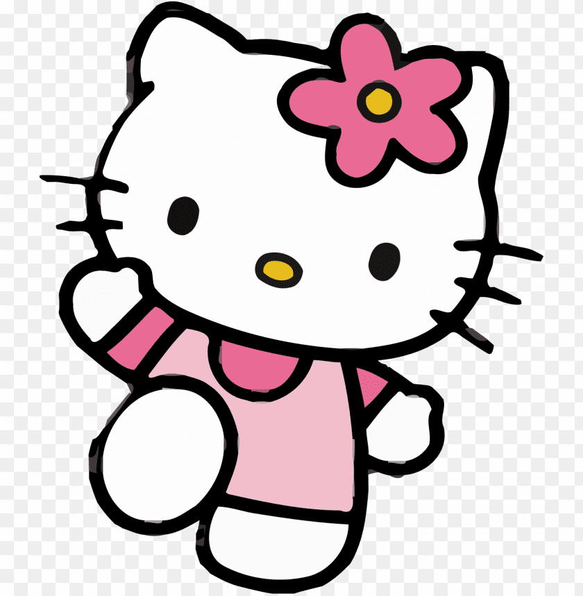 Hello Kitty clipart free 1