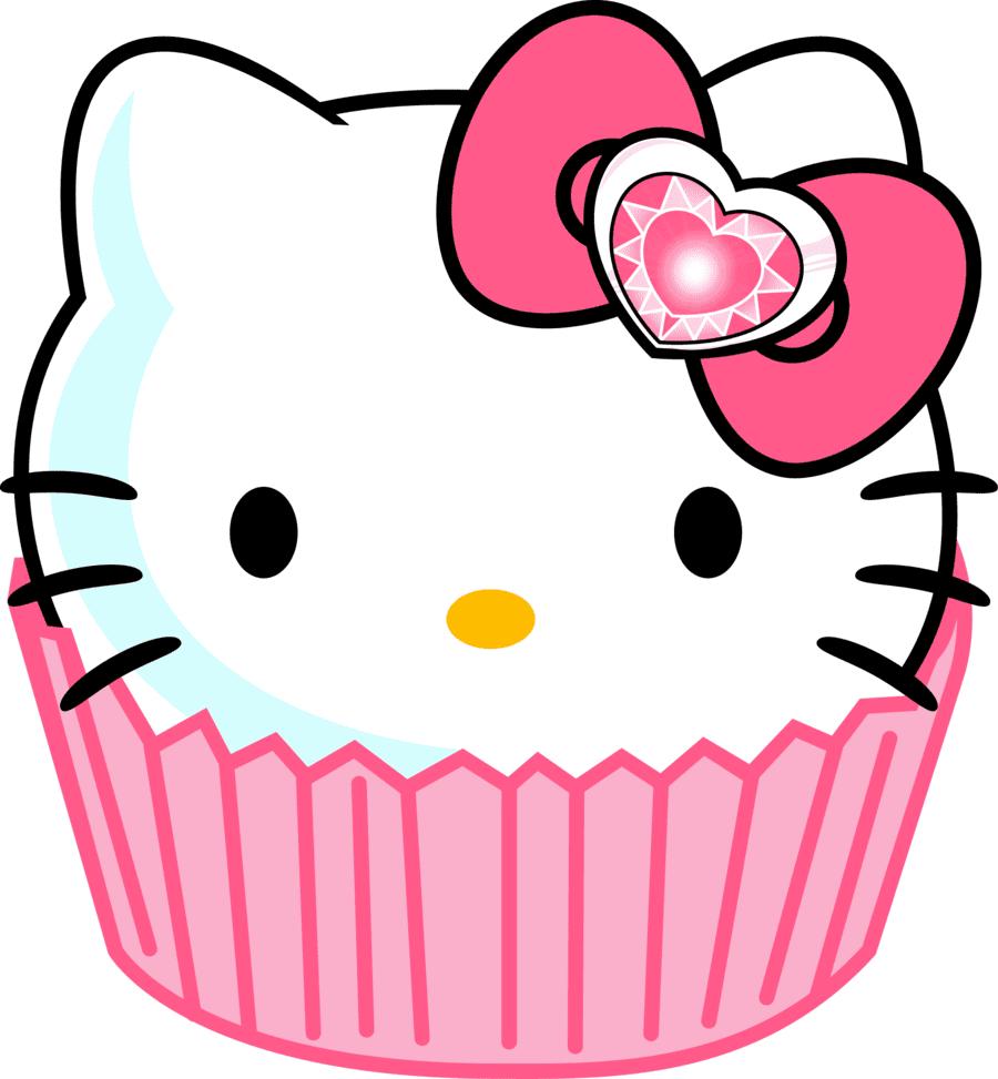 Hello Kitty clipart free 10
