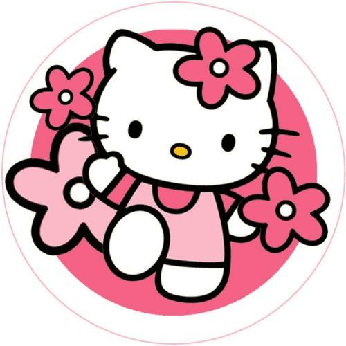 Hello Kitty clipart free 3