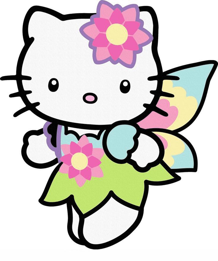 Hello Kitty clipart free 5