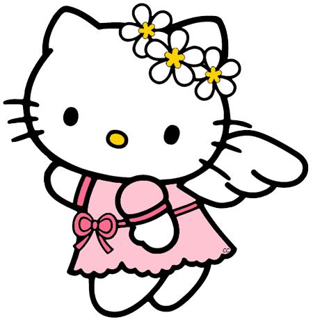Hello Kitty clipart free 9