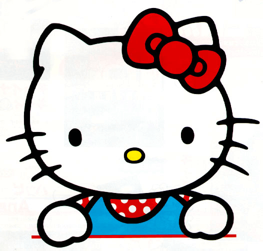 Hello Kitty clipart png 10
