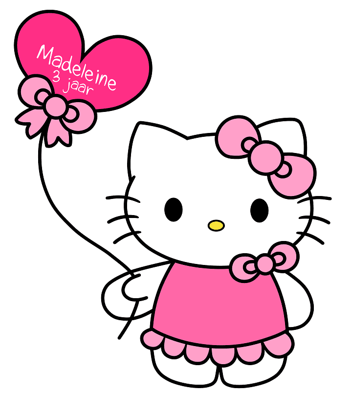 Hello Kitty clipart png 2