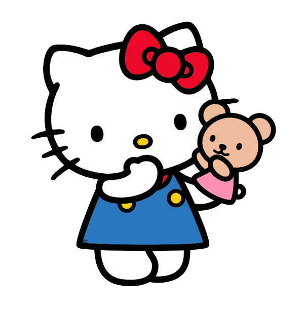 Hello Kitty clipart png 4