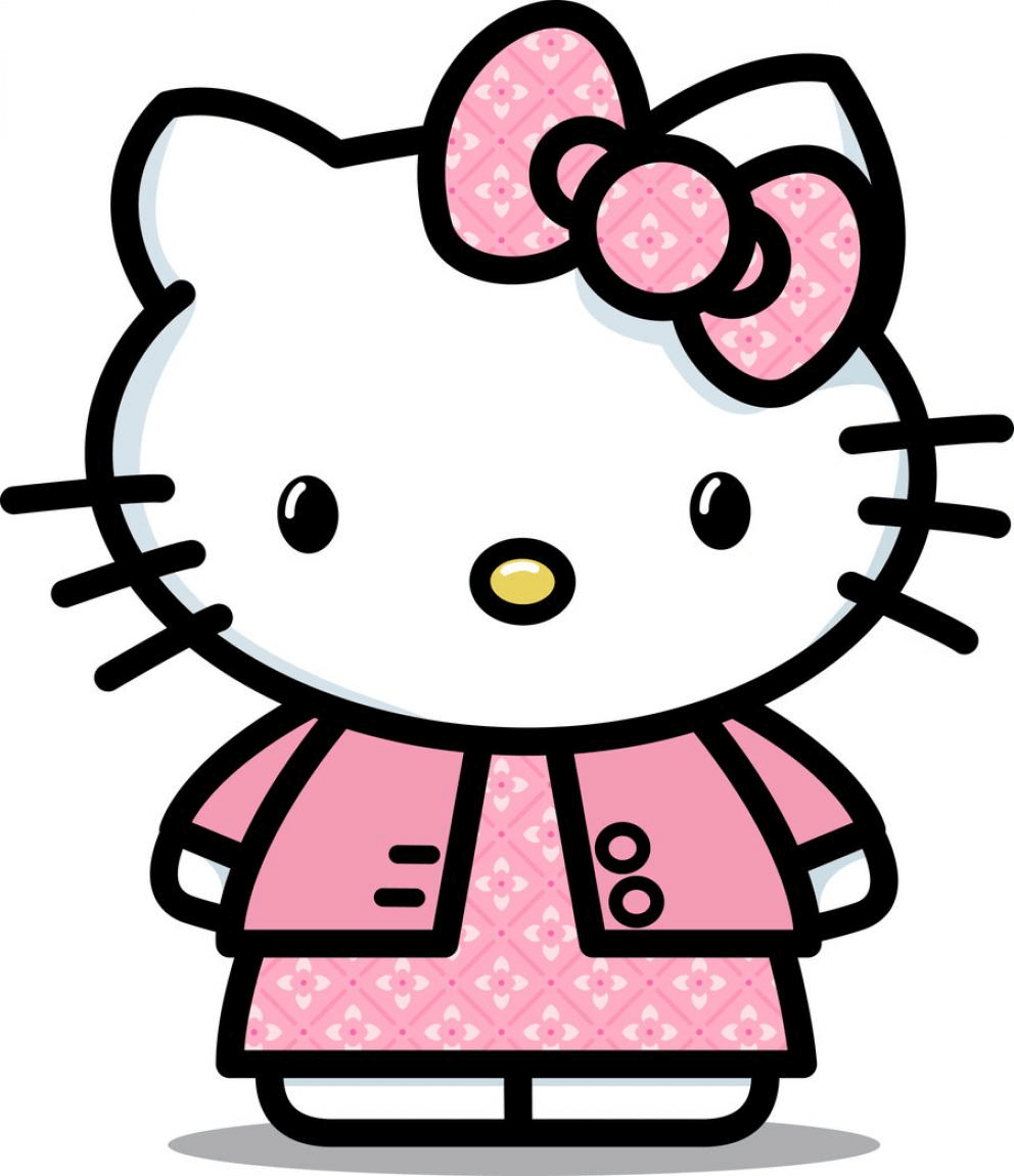 Hello Kitty clipart png 8