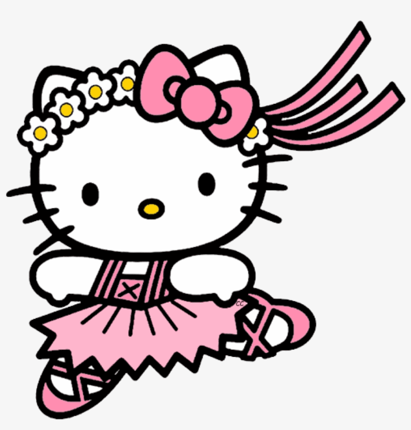 Hello Kitty clipart png free