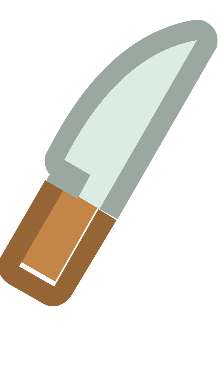 Icon Knife clipart transparent