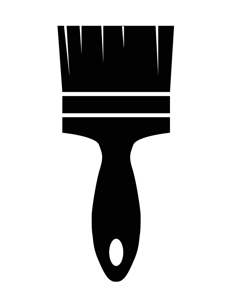 Icon Paintbrush clipart png