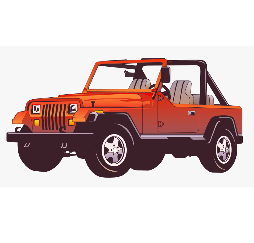 Jeep Clipart