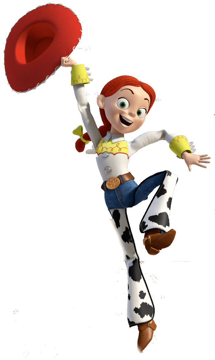 Jessie Story clipart png image