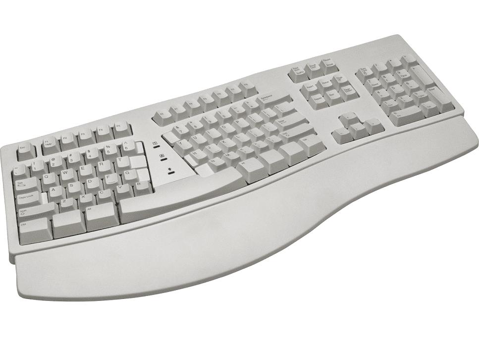 Keyboard clipart 6