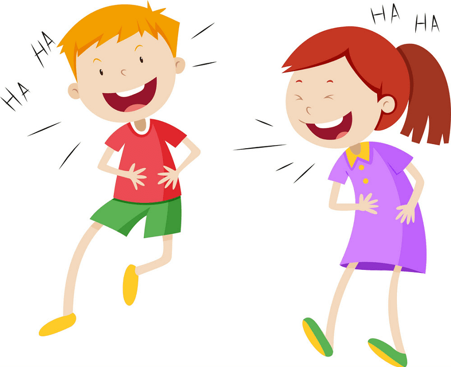 Kids Laughing clipart for free