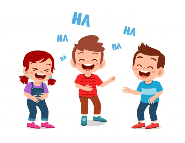 Kids Laughing clipart png free