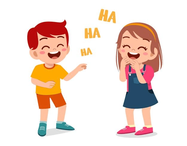 Kids Laughing clipart png image
