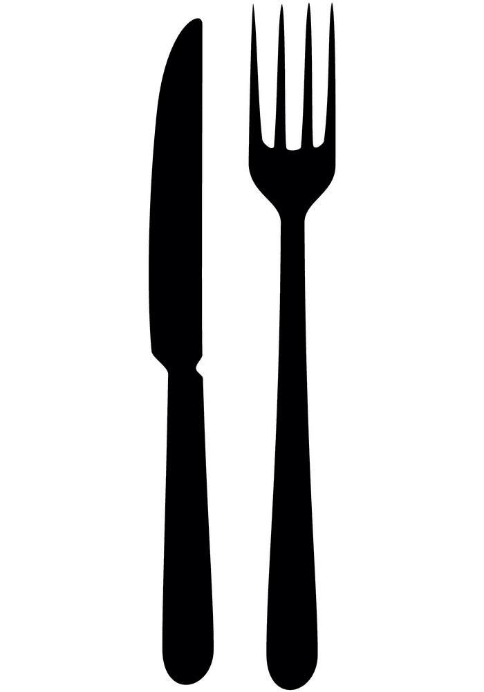Knife and Fork clipart png