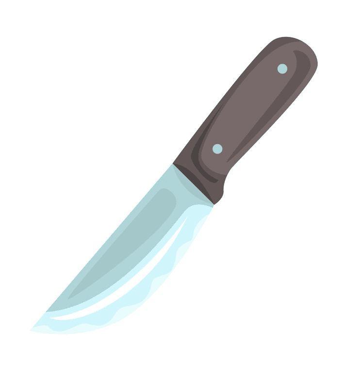 Knife clipart free 5