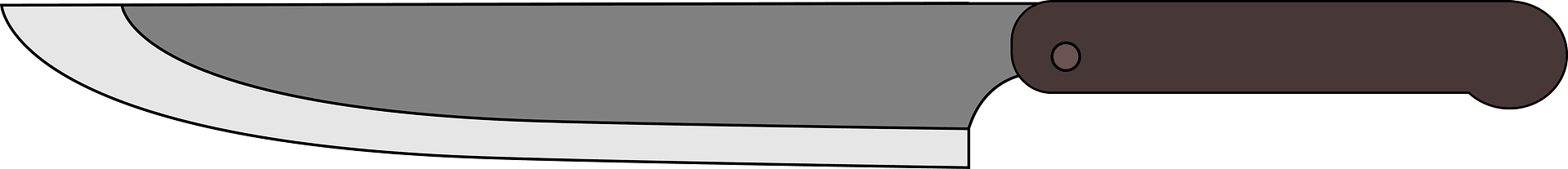 Knife clipart transparent 1